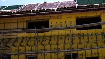 """Pasyvaus namo statyba """"Pilnų namų bendruomenėje"""""""